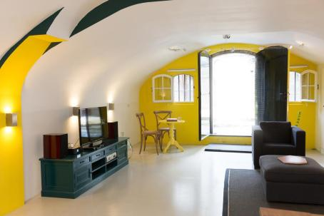 Slapen in werfkelders aan de Utrechtse grachten