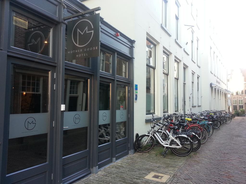 Bijzondere Overnachting Origineel Overnachting Mother Goose designhotel in Utrecht met uitzicht op de Dom14