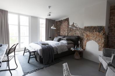 Bijzondere Overnachting Origineel Overnachting Mother Goose designhotel in Utrecht met uitzicht op de Dom5