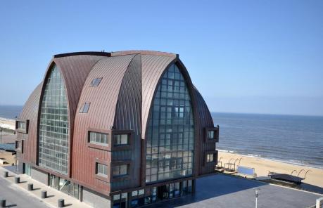 Luxe penthouse direct aan het strand van Bloemendaal aan Zee