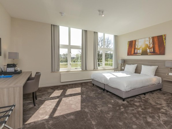 Bijzondere Overnachting Origineel Overnachten Slapen in Fletcher Kloosterhotel Willibrordhaeghe in Deurne3