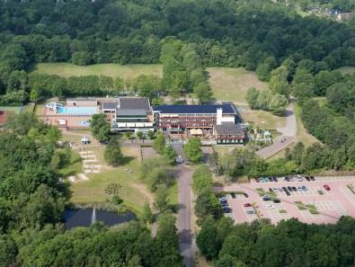 Bijzondere Overnachting Origineel Overnachten Wellness in Drenthe - Fletcher Hotel De Hunzebergen15