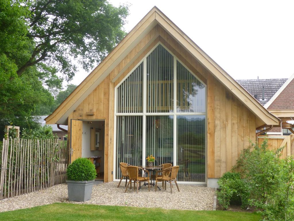 Sfeervolle Lodge in Twente