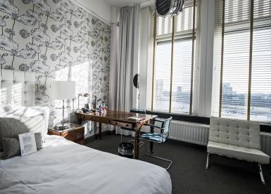 Bijzondere Overnachting Origineel Overnachten Slapen in Hotel New York te Rotterdam12
