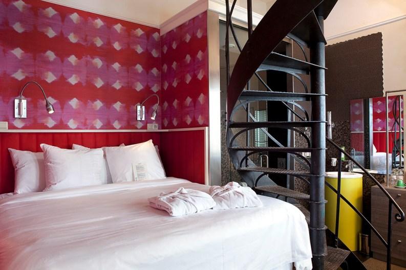 Bijzondere Overnachting Origineel Overnachten Slapen in Hotel New York te Rotterdam19
