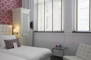 Bijzondere Overnachting Origineel Overnachten Slapen in Hotel New York te Rotterdam2