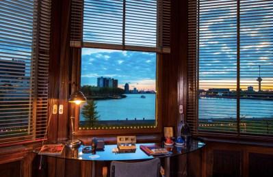 Bijzondere Overnachting Origineel Overnachten Slapen in Hotel New York te Rotterdam20