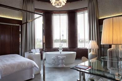 Bijzondere Overnachting Origineel Overnachten Slapen in Hotel New York te Rotterdam25