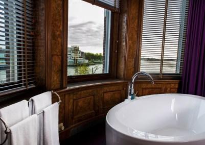 Bijzondere Overnachting Origineel Overnachten Slapen in Hotel New York te Rotterdam27