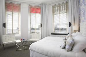 Bijzondere Overnachting Origineel Overnachten Slapen in Hotel New York te Rotterdam9