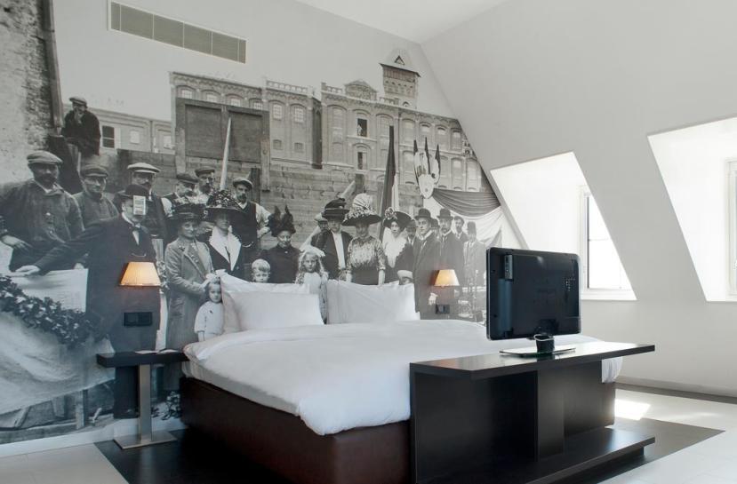 Bijzondere Overnachting Origineel Overnachten Slapen in de Zaanse huisjes in Zaandam13