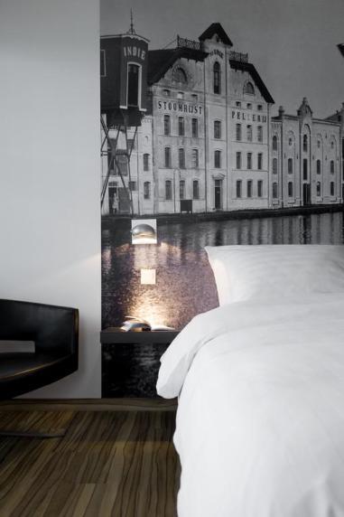 Bijzondere Overnachting Origineel Overnachten Slapen in de Zaanse huisjes in Zaandam14