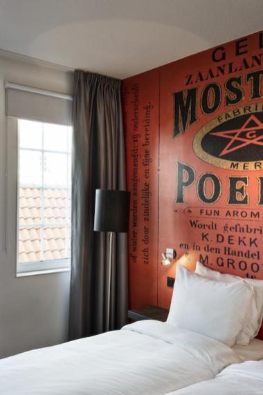 Bijzondere Overnachting Origineel Overnachten Slapen in de Zaanse huisjes in Zaandam9