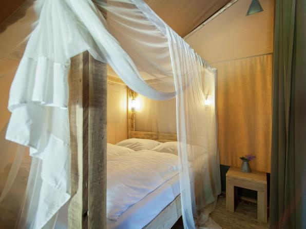 Bijzondere Overnachting Origineel Overnachten Slapen in een luxe Sea Lodge in de duinen van Egmond aan Zee11