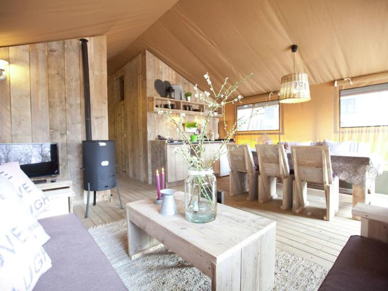 Bijzondere Overnachting Origineel Overnachten Slapen in een luxe Sea Lodge in de duinen van Egmond aan Zee9