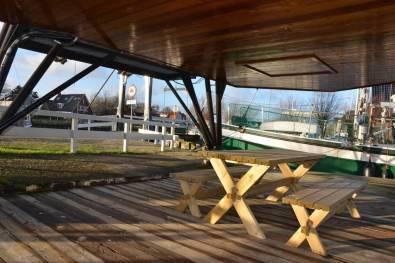 Bijzondere Overnachting Origineel Overnachten Slapen in een voormalige scheepslift in de haven van Warmerhuizen12