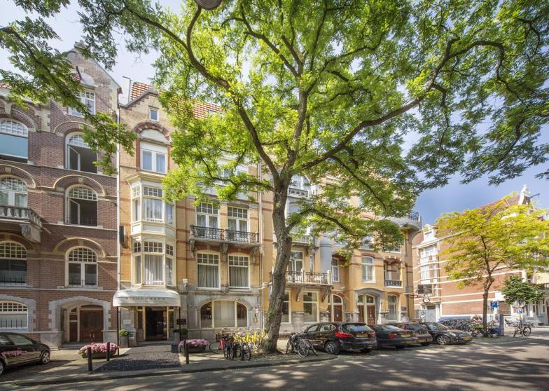 Bijzondere Overnachting Origineel Overnachten Boutique hotel Jan Luyken in het Museumkwartier Amsterdam1