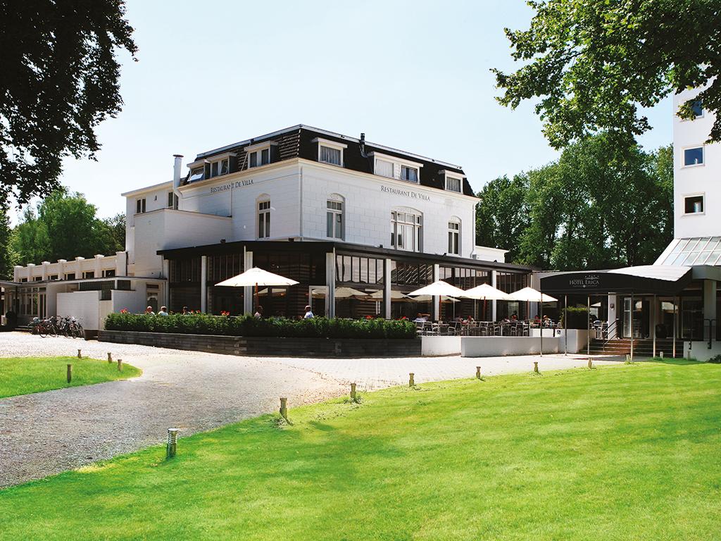 Bijzondere Overnachting Origineel Overnachten Fletcher Hotel Erica in Berg en Dal1