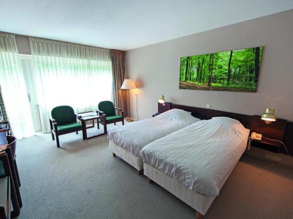 Bijzondere Overnachting Origineel Overnachten Fletcher Hotel Erica in Berg en Dal2