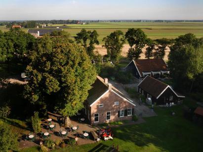 Bijzondere Overnachting Origineel Overnachten Hotel de Staakenborgh Bourtange Groningen13