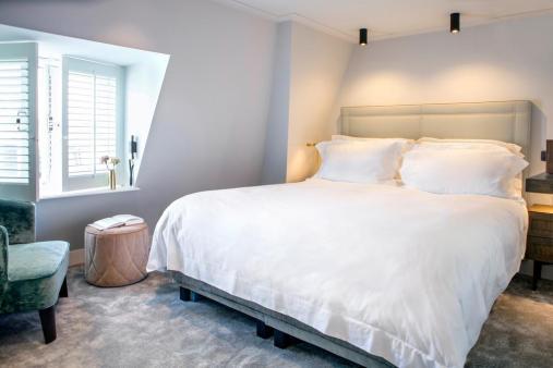 Bijzondere Overnachting Origineel Overnachten Romantisch slapen hotel Vondelpark Amsterdam13
