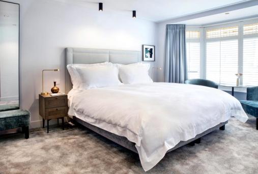 Bijzondere Overnachting Origineel Overnachten Romantisch slapen hotel Vondelpark Amsterdam14