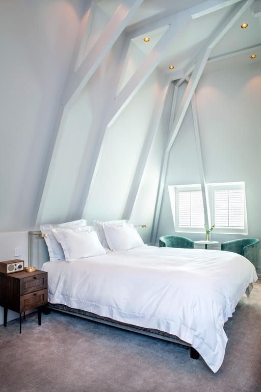 Bijzondere Overnachting Origineel Overnachten Romantisch slapen hotel Vondelpark Amsterdam15