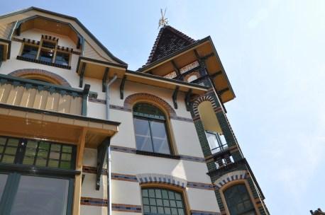 Bijzondere Overnachting Origineel Overnachten Slapen in een mini kasteel in Alkmaar2