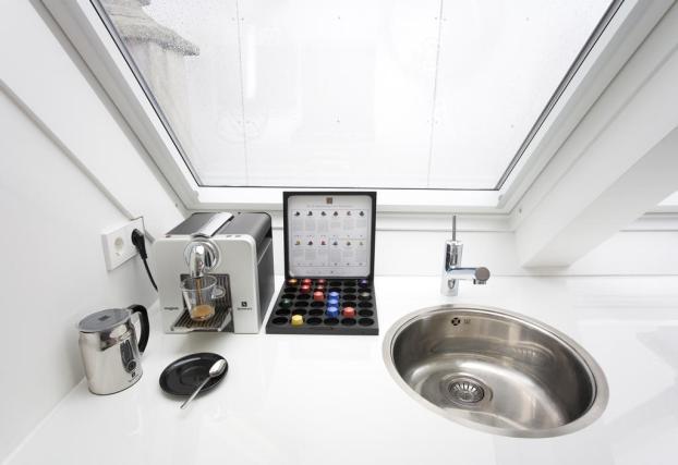Bijzondere Overnachting Origineel Overnachten Slapen in een trendy design appartement in het centrum van Den Haag7