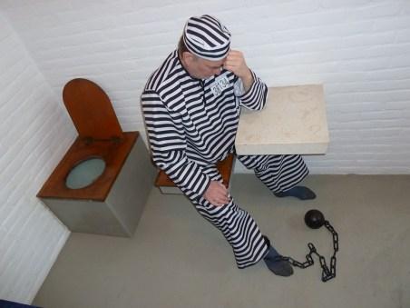 Bijzondere Overnachting Origineel Overnachten Slapen in gevangenis De Baaies in Makkum1