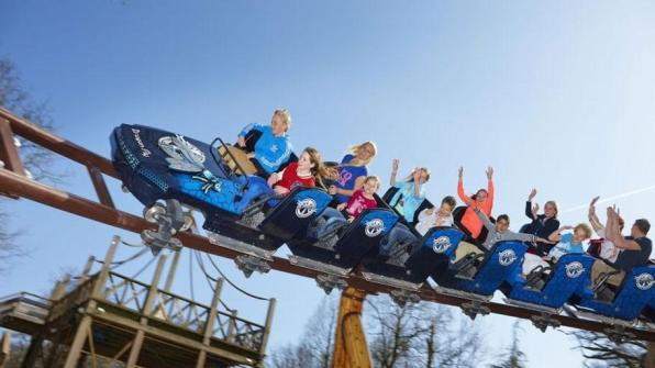 Bijzondere Overnachting Origineel Overnachten Slapen in vakantiepark Duinrell in Wassenaar2