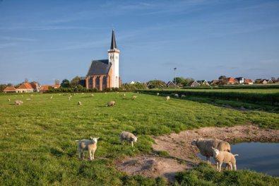 Bijzondere Overnachting Origineel Overnachten BoerenBed Slapen bij de Boer op schapenboerderij Texel3