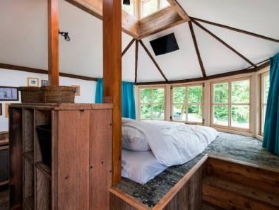Bijzondere Overnachting Origineel Overnachten Slapen in een Treehouse Landal 5