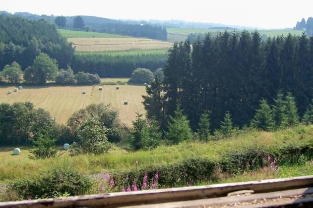Bijzondere Overnachting Origineel Overnachten huisje met houtkachel en uitzicht Ardennen23
