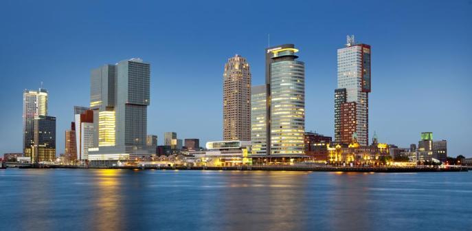 Bijzondere overnachting Origineel Overnachten Slapen in een kubuswoning in Rotterdam 11