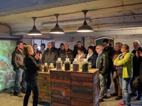 Bijzondere Overnachting Origineel Overnachten Slapen in Belgische bierbrouwerij Het Anker in Mechelen 22
