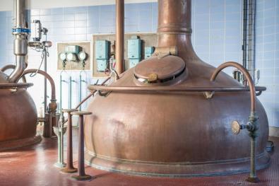 Bijzondere Overnachting Origineel Overnachten Slapen in Belgische bierbrouwerij Het Anker in Mechelen 24
