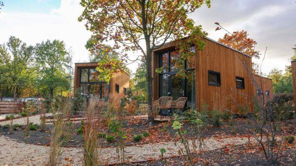Bijzondere Overnachting Origineel Overnachten Slapen in een Tiny House op de Hoge Veluwe 1