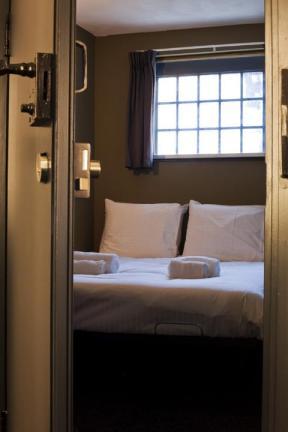 Bijzondere Overnachting Origineel Overnachten Slapen in het gevangenishotel in Hoorn 16