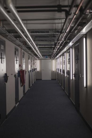 Bijzondere Overnachting Origineel Overnachten Slapen in het gevangenishotel in Hoorn 3