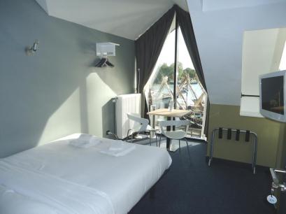 Bijzondere Overnachting Origineel Overnachten Slapen in het gevangenishotel in Hoorn15