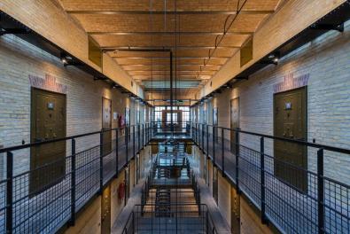 Bijzondere Overnachting Origineel Overnachten Voormalig gevangenis Alibi Hostel in Leeuwarden 1