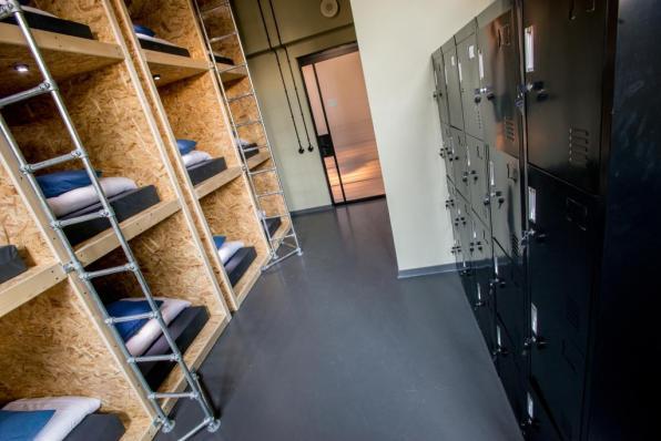 Bijzondere Overnachting Origineel Overnachten Voormalig gevangenis Alibi Hostel in Leeuwarden 13