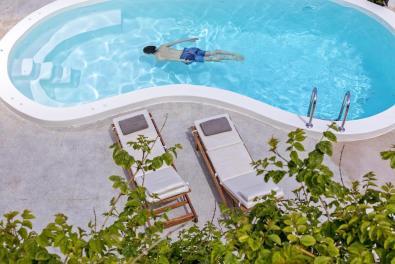 Vakantie windmolen villa Santorini Griekenland 6