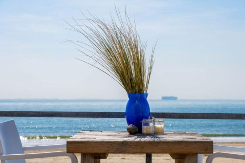 Slapen in een strandhuisje Vlissingen Zeeland Roompot 4