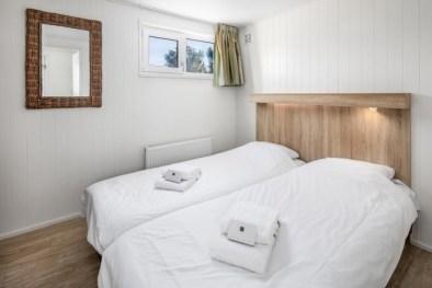 Slapen in een strandhuisje Zeeland Roompot Beach Resort Kamperland 6