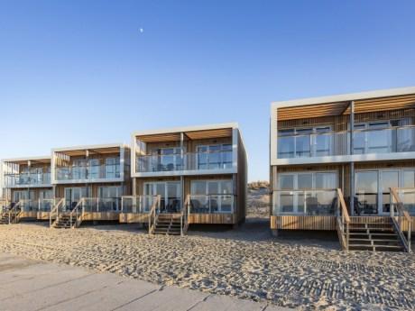 Landal strandhuisjes in Hoek van Holland