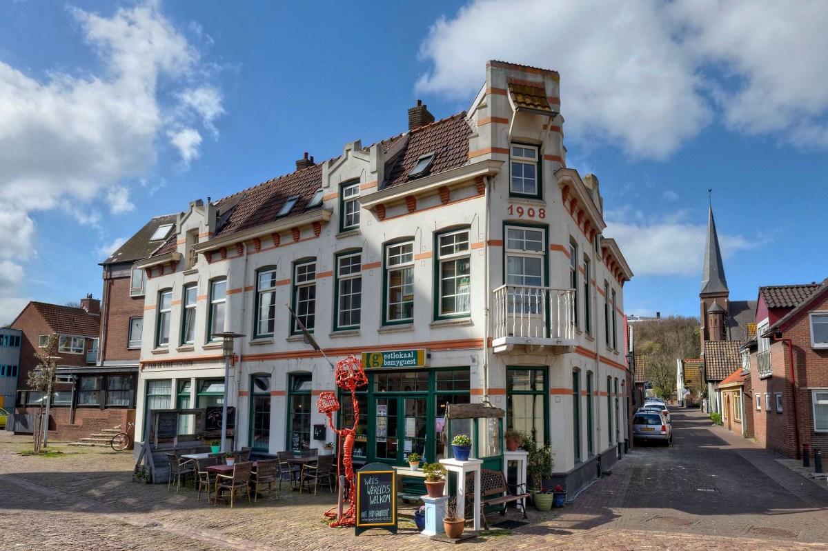 Herberg Be My Guest House in Wijk aan Zee