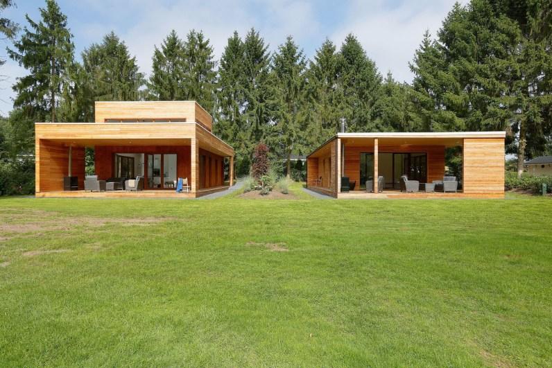 Luxe natuurlodge Woody Lodge Valerie Schuttenbelt in de bossen van Twente 2