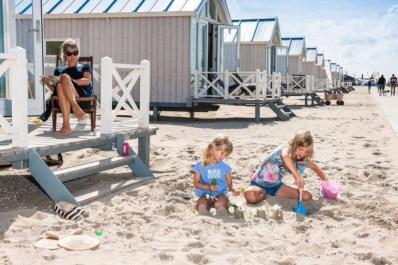 Slapen in Haags strandhuisje in Roompot Kijkduin 8